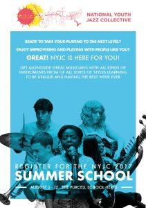 NYJC Summer School 2016